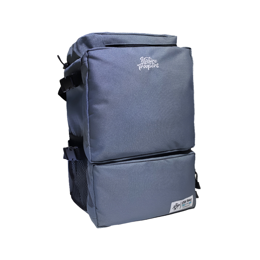 NT Giant Sling Bag - Cool Grey