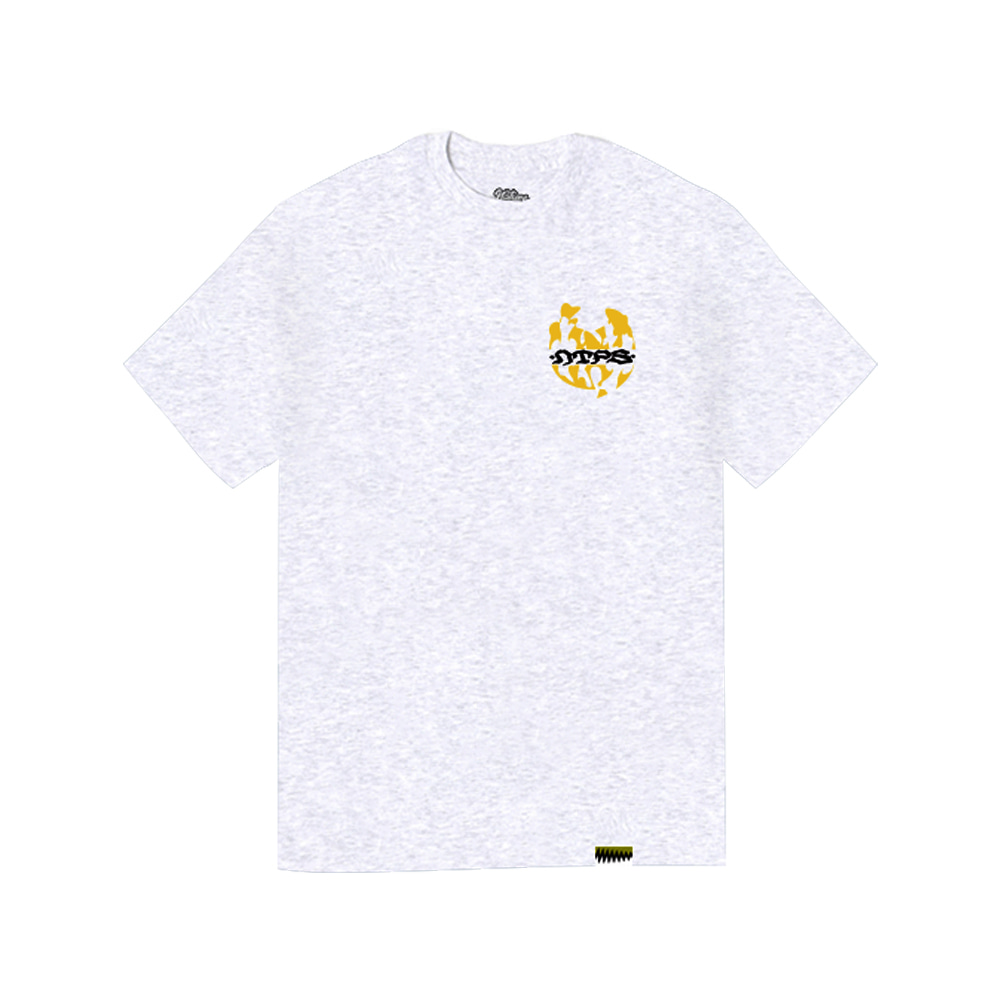 NTPS Everything Tee - Black/AshGray