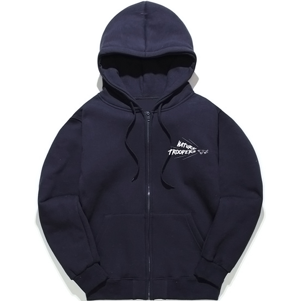 NTPS Shout Full zip up Hoodie