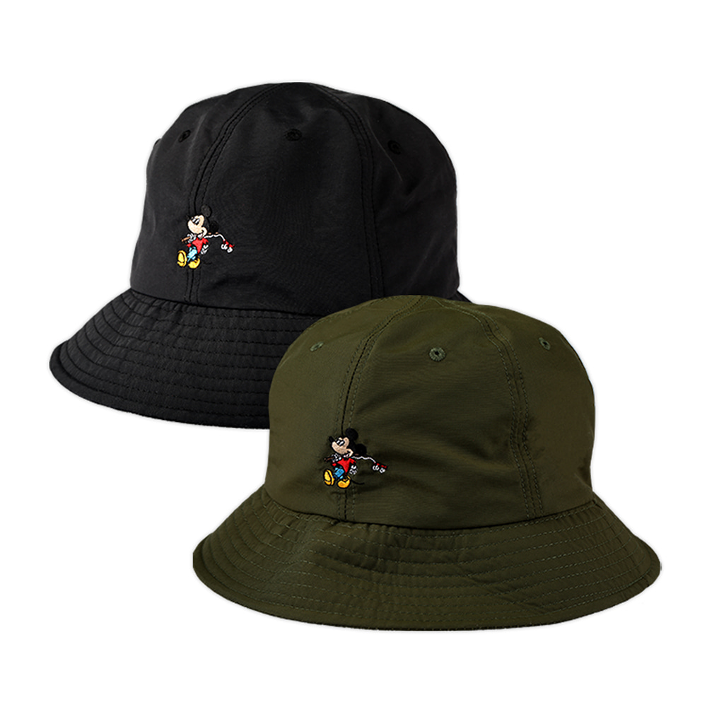 NTPS X DISNEY Mickey Gone Fishing Bucket Hat