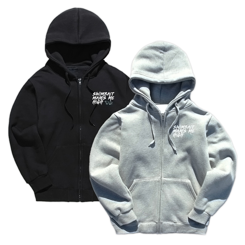 NTPS Swimbait Full zip up Hoodie